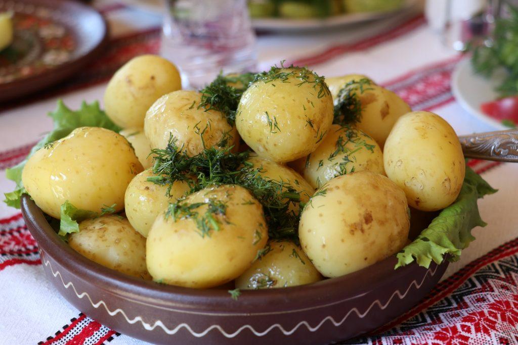 Une touche moderne à la cuisine ukrainienne traditionnelle